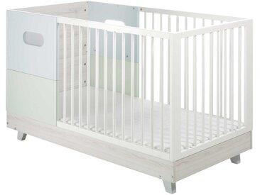 Geuther Babybett Momo 70 x 140 cm, Weiß