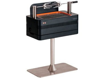 everdure Holzkohlegrill Fusion /Graphit, Metall
