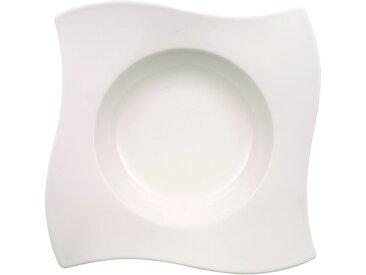 Villeroy & Boch Pastateller New Wave 28 cm /Weiß, Premium