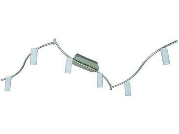 DesignLive LED-Strahler Main, nickel Metall A+