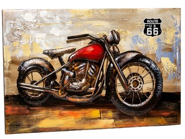 Wanddeko Motorrad 80 cm