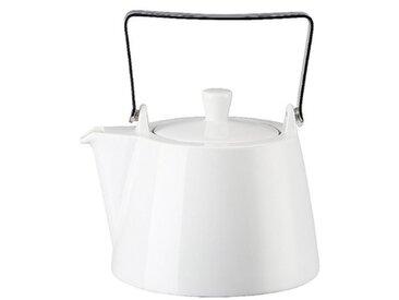 Arzberg Teekanne Tric /Weiß, Porzellan