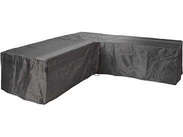 AeroCover Lounge-Schutzhülle 250 x 100 cm, Anthrazit Polyester