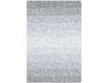 Kleine Wolke Badteppich Oslo 60 x 90 cm, Grau Polyester