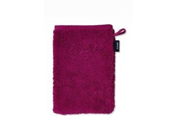 JOOP! Waschhandschuh Doubleface 16 x 22 cm /Pink, Baumwolle