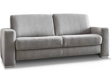 HUKLA Sofa Sofaconcept, grau Stoff