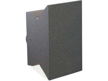 Helestra LED-Außenwandleuchte Free /Graphit, Aluminium