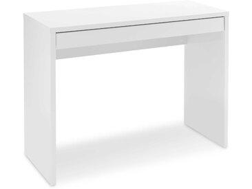 Composad Konsolentisch Unico, Weiß