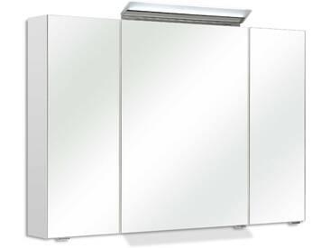 Pelipal Spiegelschrank Oria III, Weiß Kunststoff A+