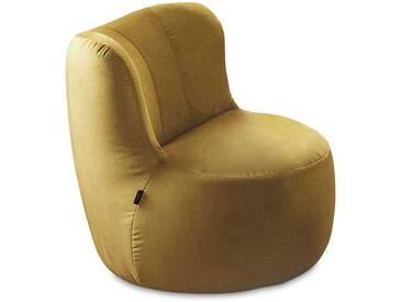 freistil Sessel 173, Gelb Stoff