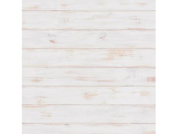 EUROART Memo Board 50 x cm White Wood /Weiß, Glas