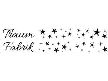 EUROART Sticker 25 x 35 cm Dreamfactory /Schwarz, Kunststoff