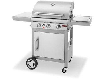 Gasgrill Barbecook Kaduva Edelst. /Silber, Edelstahl