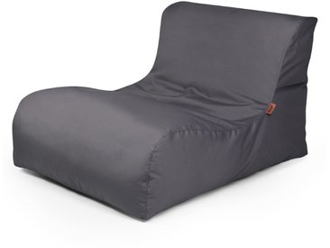 Outbag Sitzsack New Lounge Plus anthrazit /Anthrazit, Stoff