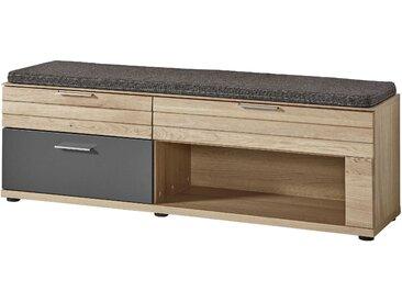 Innostyle Garderobenbank Achat, Eiche Holz