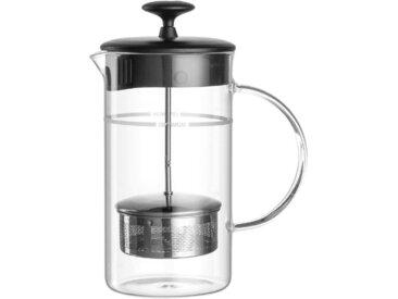 Leonardo Teebereiter 800 ml /Schwarz, 0,8 l Glas