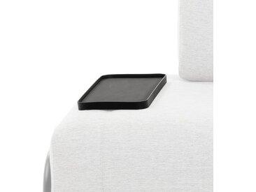 La Forma Tablett Compo /Schwarz, Stahl