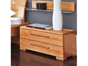 Loddenkemper Nachttisch Cortina Plus, Erle Holz
