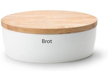 Brotkasten Oval, L (Large) Keramik