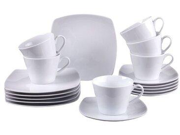 Villeroy & Boch Kaffeeservice Simply Fresh 18tlg. /Weiß,