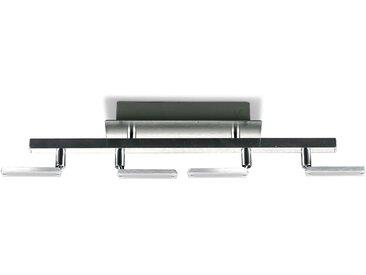 DesignLive LED-Strahler Aich, silber Aluminium A+
