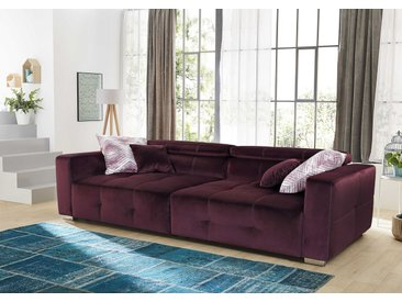 Big Sofa Trento /Rot, Stoff