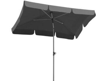 Schneider Schirme Balkonschirm Locarno 120 x 180 cm /Anthrazit,