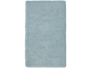 Aquanova Badteppich Mauro 60 x 100 cm, blau Polyester