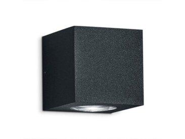 Helestra LED-Außenwandleuchte Peka /Graphit, Aluminium