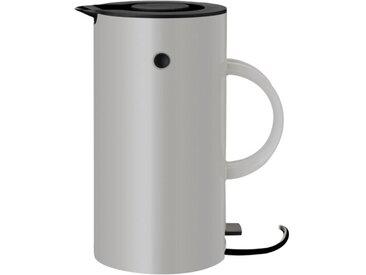 Stelton Wasserkocher EM77 1500 ml /Grau, 25 cm Kunststoff