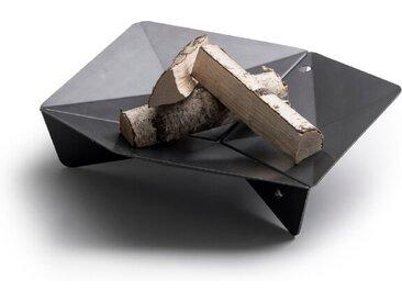 Höfats Feuerschale Triple 65, cm Stahl