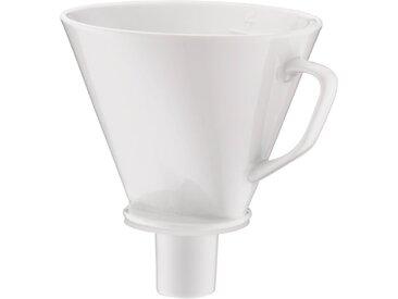 alfi Teefilter Compact /Weiß, 16 cm Porzellan