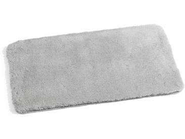Kleine Wolke Badteppich Relax 50 x 80 cm, Grau Polyacryl