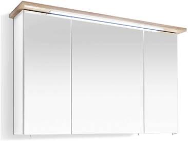Pelipal Spiegelschrank Noventa, Weiß A+