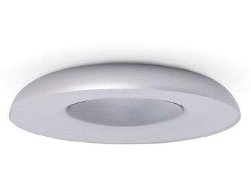 Philips LED-Deckenleuchte Hue Still /Alu, Alu, Eisen, Stahl &