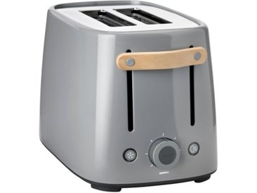 Stelton Toaster Emma /Grau, 19,50 cm Stahl
