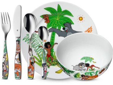 WMF Kinderbesteck Dschungelbuch 6tlg. /Poliert, Edelstahl