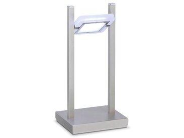 Paul Neuhaus LED-Tischleuchte Q-Vidal /Silber, Stahl