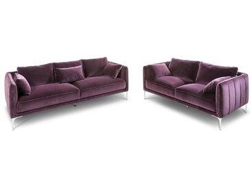Sofa Rizzo /Lila, Stoff
