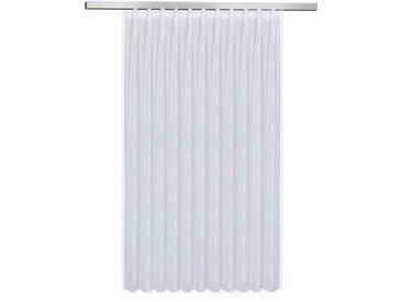 Fertiggardine Vera 175 x 200 cm /Weiß, Polyester