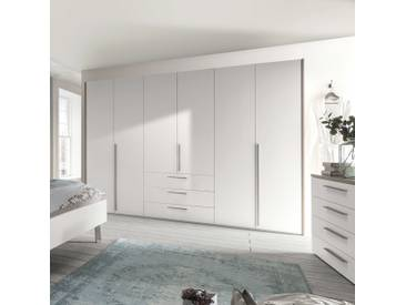 Loddenkemper Kleiderschrank Gloss, 302 x 223 cm
