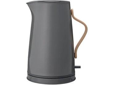 Stelton Wasserkocher Emma 1200 ml /Grau, 17,5 cm Stahl