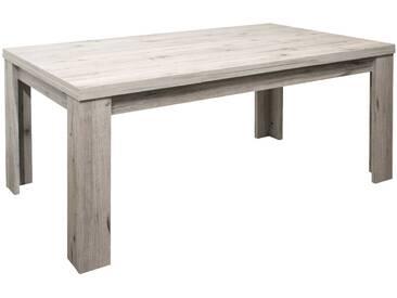 Mäusbacher Esstisch mit Auszug Monza 160/260 x 90 cm, Eiche Holz