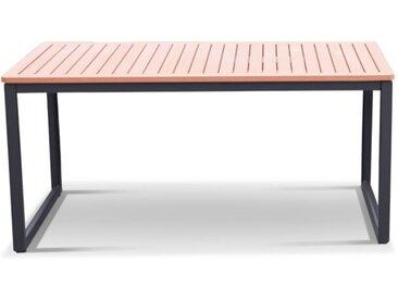 Gartentisch Magic 140 x 69 cm /Teak, Aluminium