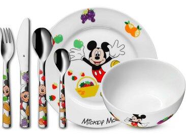 WMF Kinderbesteck Mickey Mouse 6tlg., Poliert Cromargan