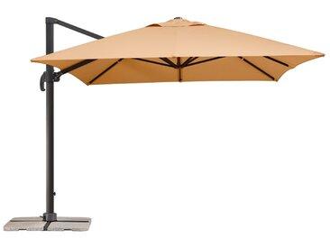 Schneider Schirme Ampelschirm Rhodos Grande 300 x 400cm /Sand,