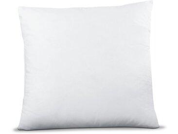 Füllkissen Feder 50 x cm /Weiß, Baumwolle