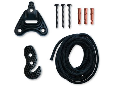 La Siesta Wandhaken Universal-Rope UR-H3, Kunststoff