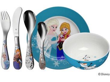 WMF Kinderbesteck Frozen 6tlg., bunt
