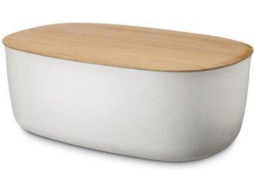 Rig-Tig by Stelton Brotkasten BOX-IT 34,5 cm /Weiß, Kunststoff